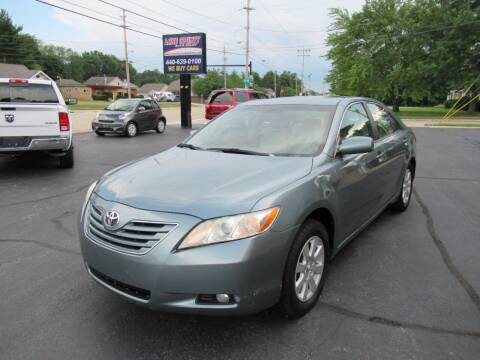 2009 Toyota Camry for sale at Lake County Auto Sales in Painesville OH
