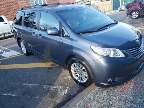 2016 Toyota Sienna for sale at A & R Auto Sales in Brooklyn NY