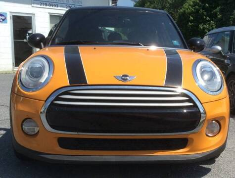 2015 MINI Hardtop 4 Door for sale at LEB-MYER MOTORS in Lebanon PA