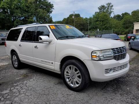 2011 Lincoln Navigator L for sale at Import Plus Auto Sales in Norcross GA