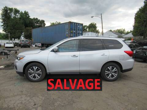 2020 Nissan Pathfinder for sale at PRESTIGE IMPORT AUTO SALES in Morrisville PA