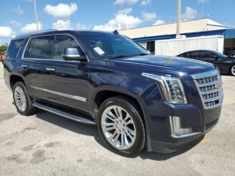2019 Cadillac Escalade for sale at KIAN MOTORS INC in Plano TX