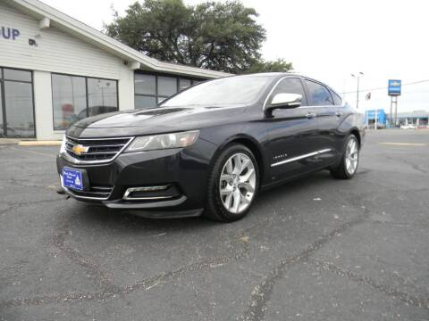 2014 Chevrolet Impala for sale at MARK HOLCOMB  GROUP PRE-OWNED in Waco TX