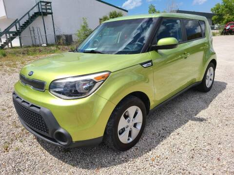 2015 Kia Soul for sale at CAR-RIGHT AUTO SALES INC in Naples FL