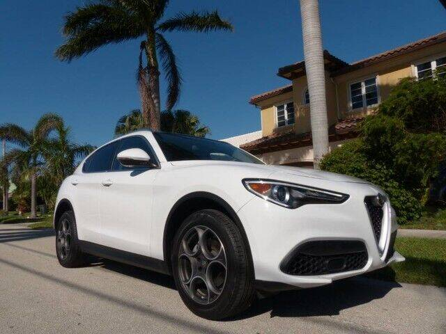 2019 Alfa Romeo Stelvio for sale at Lifetime Automotive Group in Pompano Beach FL