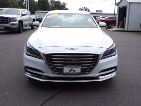 2019 Genesis G80 for sale at Auto Finance of Raleigh in Raleigh NC