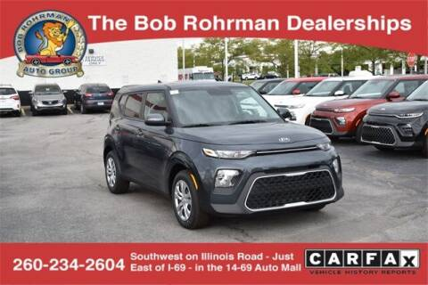 2020 Kia Soul for sale at BOB ROHRMAN FORT WAYNE TOYOTA in Fort Wayne IN