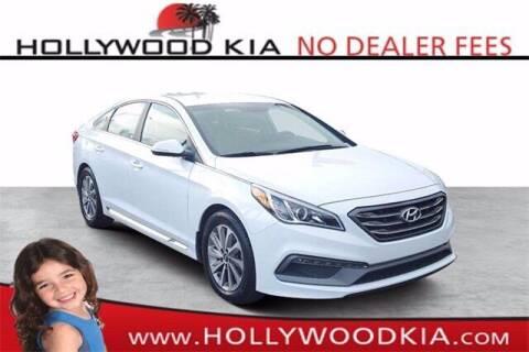 2017 Hyundai Sonata for sale at JumboAutoGroup.com in Hollywood FL