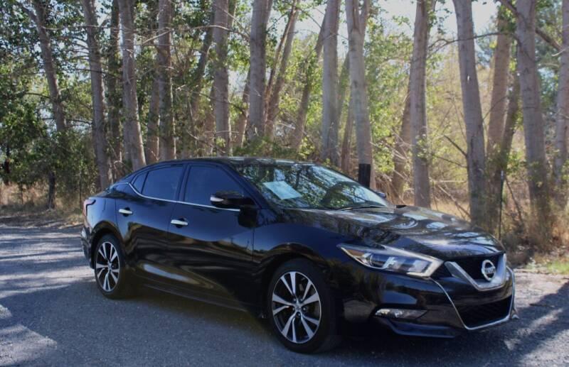 2017 Nissan Maxima for sale at Northwest Premier Auto Sales in West Richland WA