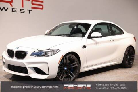 2016 BMW M2 for sale at Fishers Imports in Fishers IN