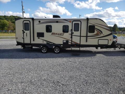 2016 Keystone BULLET for sale at White Auto Sales Inc in Summersville WV
