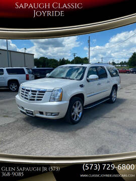2008 Cadillac Escalade ESV for sale at Sapaugh Classic Joyride in Salem MO