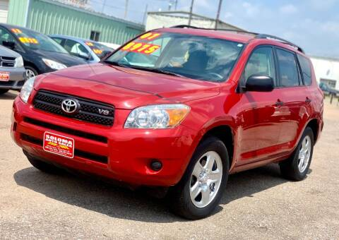 2007 Toyota RAV4 for sale at SOLOMA AUTO SALES in Grand Island NE