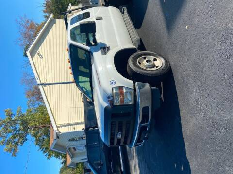 2009 Ford F-250 Super Duty for sale at Allan Auto Sales, LLC in Fall River MA