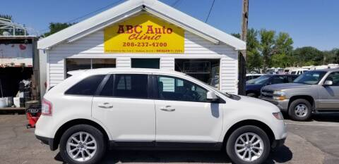 2009 Ford Edge for sale at ABC AUTO CLINIC - Chubbuck in Chubbuck ID