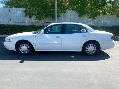 2004 Buick LeSabre for sale at BITTON'S AUTO SALES in Ogden UT