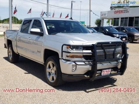 2017 Chevrolet Silverado 1500 for sale at Don Herring Mitsubishi in Dallas TX