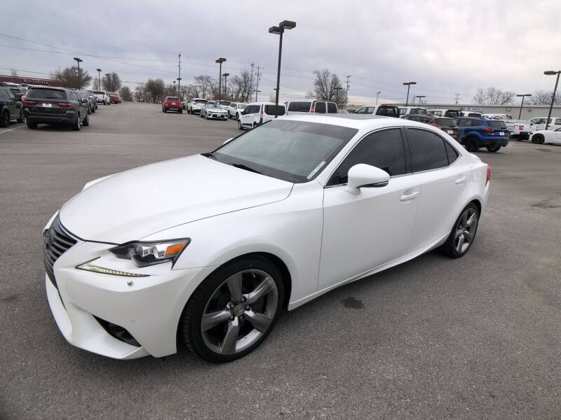 2014 Lexus IS 350 for sale at City Auto in Murfreesboro TN