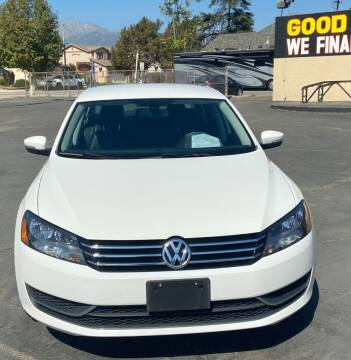 2015 Volkswagen Passat for sale at Global Auto Group in Fontana CA