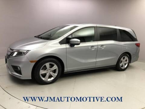 2019 Honda Odyssey for sale at J & M Automotive in Naugatuck CT