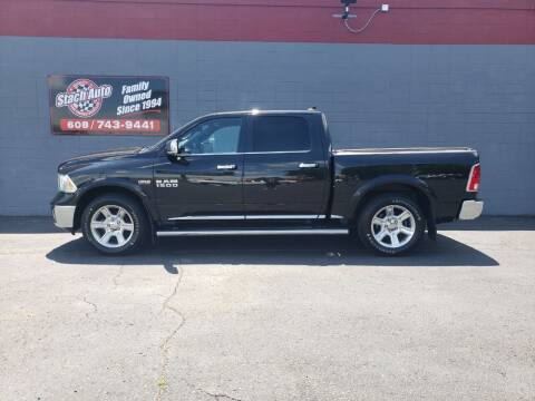 2016 RAM Ram Pickup 1500 for sale at Stach Auto in Janesville WI