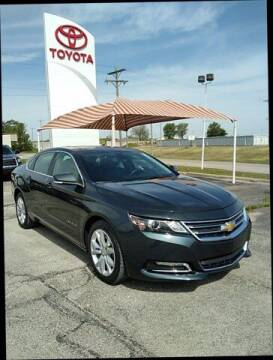 2018 Chevrolet Impala for sale at Quality Toyota in Independence KS