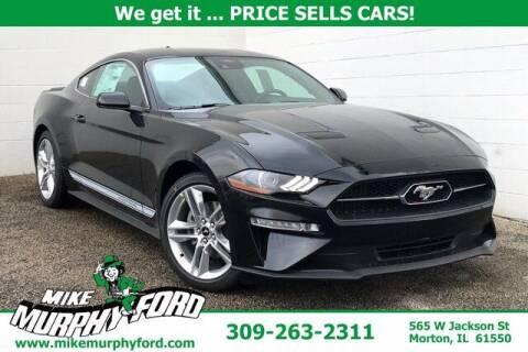 2021 Ford Mustang for sale at Mike Murphy Ford in Morton IL