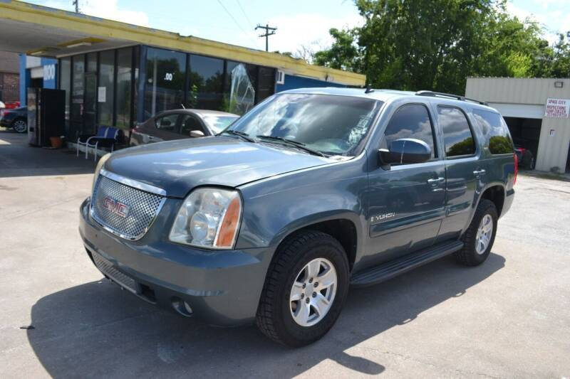 2008 GMC Yukon for sale at Preferable Auto LLC in Houston TX