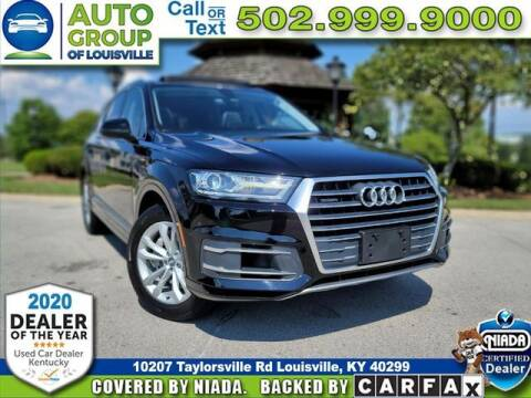 2018 Audi Q7 for sale at Auto Group of Louisville in Louisville KY