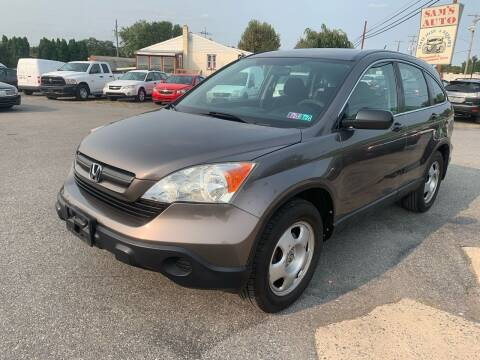 2009 Honda CR-V for sale at Sam's Auto in Akron PA