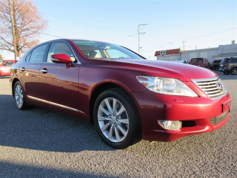 2010 Lexus LS 460 for sale at Cam Automotive LLC in Lancaster PA