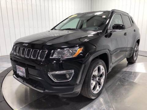 2018 Jeep Compass for sale at HILAND TOYOTA in Moline IL