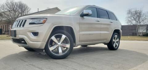 2014 Jeep Grand Cherokee for sale at Lease Car Sales 3 in Warrensville Heights OH