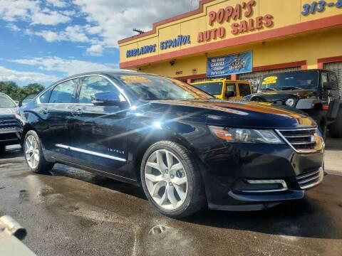 2019 Chevrolet Impala for sale at Popas Auto Sales in Detroit MI