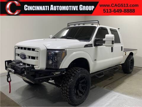 2014 Ford F-250 Super Duty for sale at Cincinnati Automotive Group in Lebanon OH