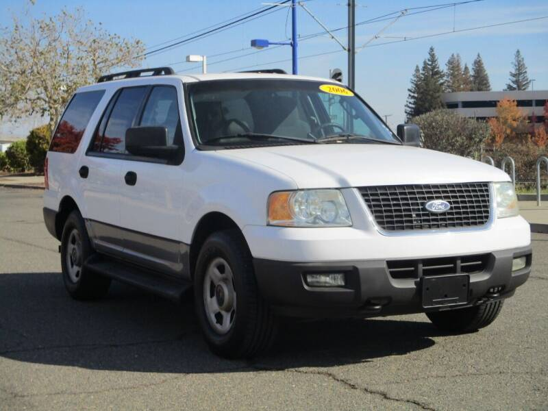 2006 Ford Expedition for sale at General Auto Sales Corp in Sacramento CA