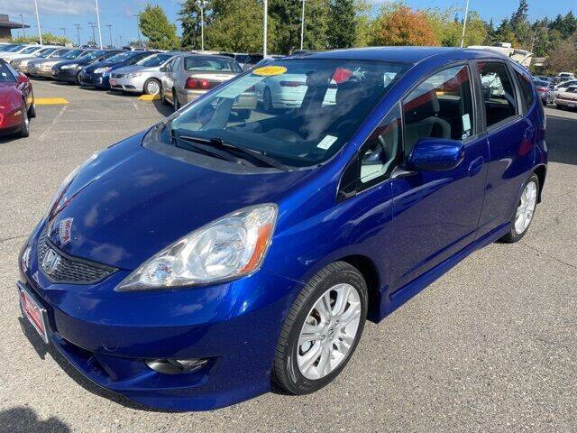 2011 Honda Fit for sale at Autos Only Burien in Burien WA
