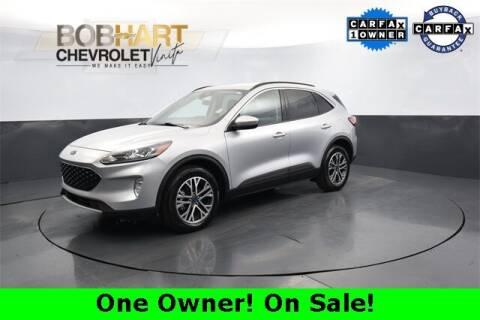 2020 Ford Escape for sale at BOB HART CHEVROLET in Vinita OK