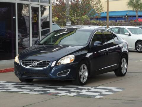 2012 Volvo S60 for sale at Drive Town in Houston TX