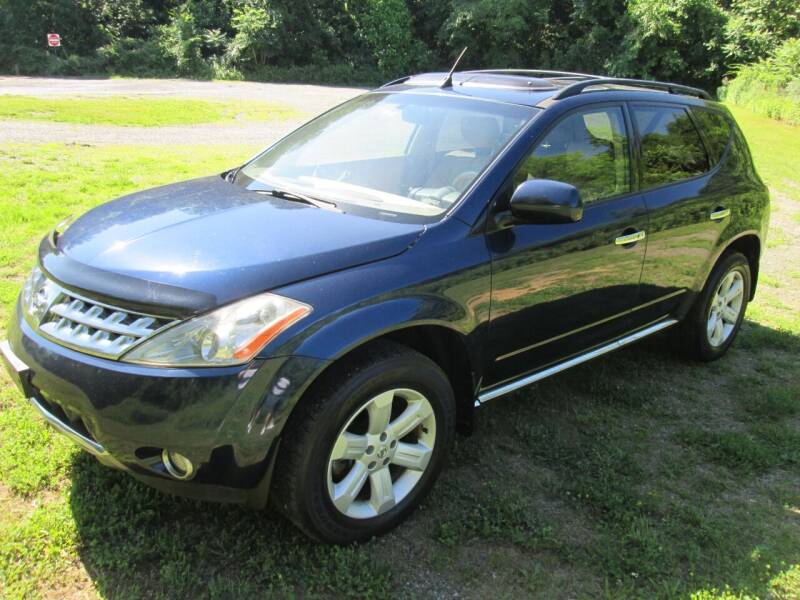2006 Nissan Murano for sale at Peekskill Auto Sales Inc in Peekskill NY