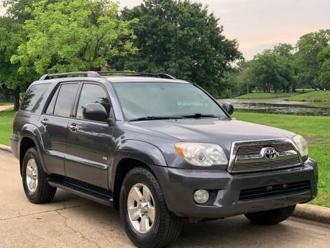 2007 Toyota 4Runner for sale at Texas Car Center in Dallas TX