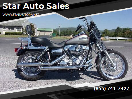 2009 Harley-Davidson SUPER GLIDE for sale at Star Auto Sales in Fayetteville PA