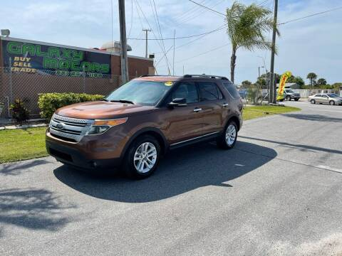 2011 Ford Explorer for sale at Galaxy Motors Inc in Melbourne FL