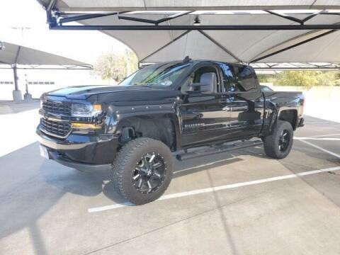 2016 Chevrolet Silverado 1500 for sale at Jerry's Buick GMC in Weatherford TX