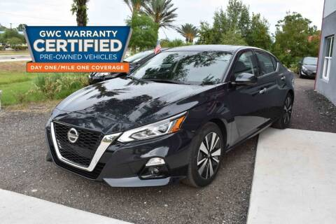 2019 Nissan Altima for sale at All About Price in Bunnell FL