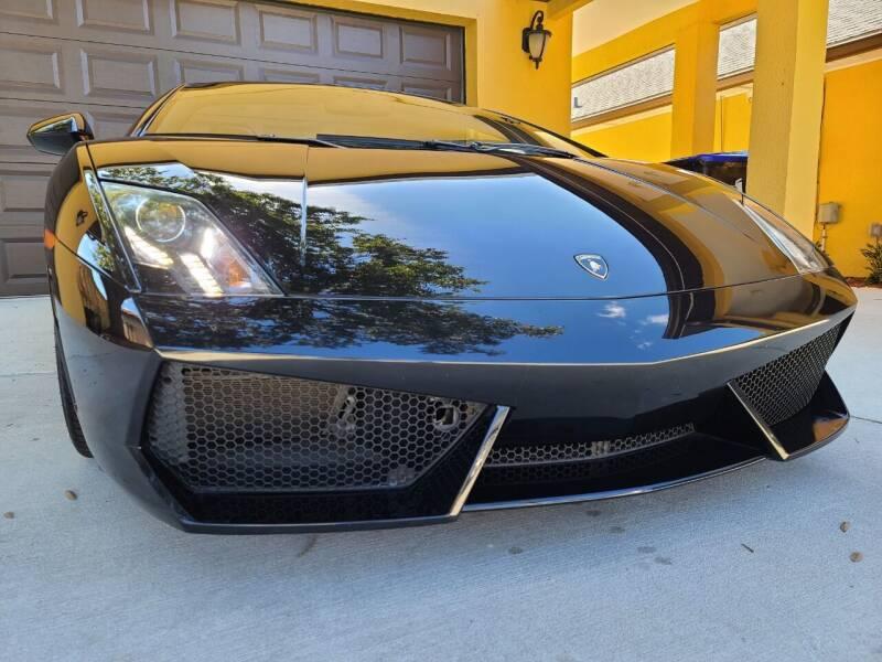 2011 Lamborghini Gallardo for sale at Monaco Motor Group in Orlando FL