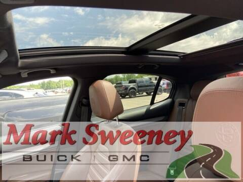 2018 Alfa Romeo Stelvio for sale at Mark Sweeney Buick GMC in Cincinnati OH