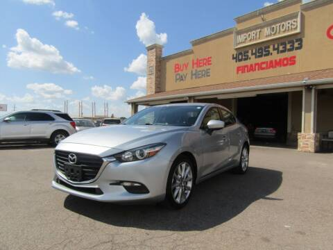 2017 Mazda MAZDA3 for sale at Import Motors in Bethany OK