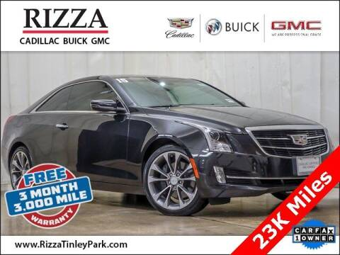 2015 Cadillac ATS for sale at Rizza Buick GMC Cadillac in Tinley Park IL