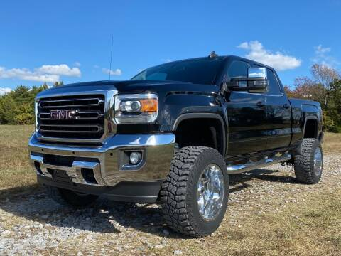 2015 GMC Sierra 2500HD for sale at TINKER MOTOR COMPANY in Indianola OK